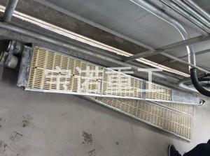 塑料扇形板